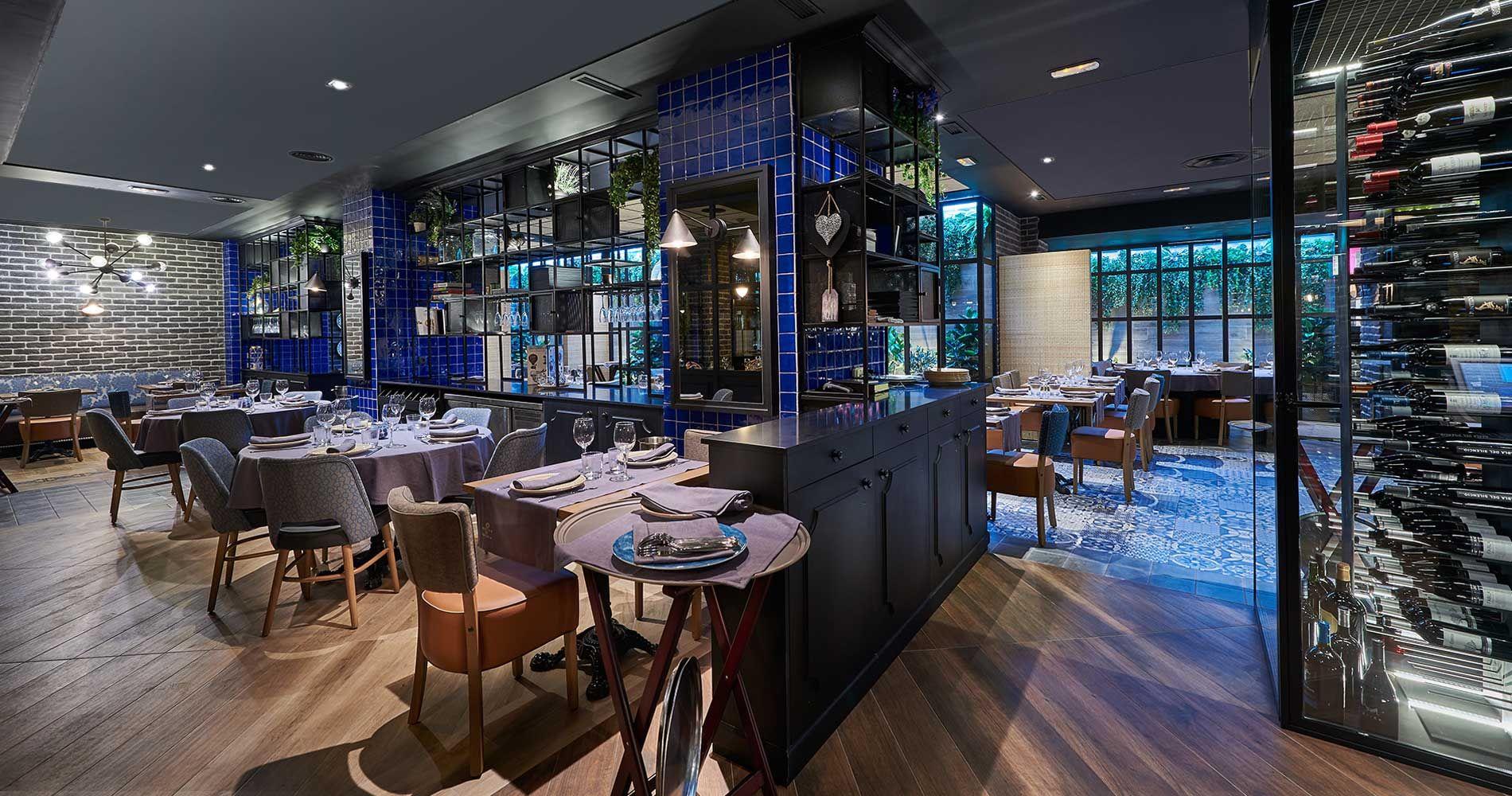 Fotografia Montes de Galicia: el restaurante PANTONE 2020