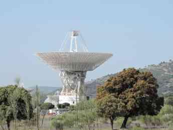 Antena de Robledo de Chavela