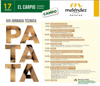 Foto de Programa Jornada de la Patata el Carpio Valladolid