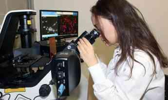 Imagen de laboratorio de Polimerbio.