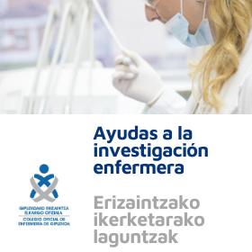 Foto de Ayudas a la investigación enfermera del COEGI.