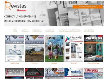 Foto de Revistas profesionales en Interempresas.net