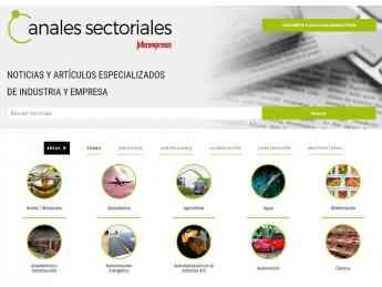 Foto de canales sectoriales Interempresas