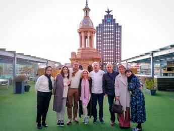 Misión de negocios de Rusia - especialistas en vinos y restaurantes