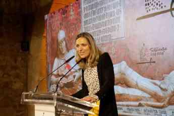 María Jesus Merino, alcaldesa de Sigüenza