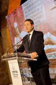Foto de Emiliano García-Page, presidente CLM
