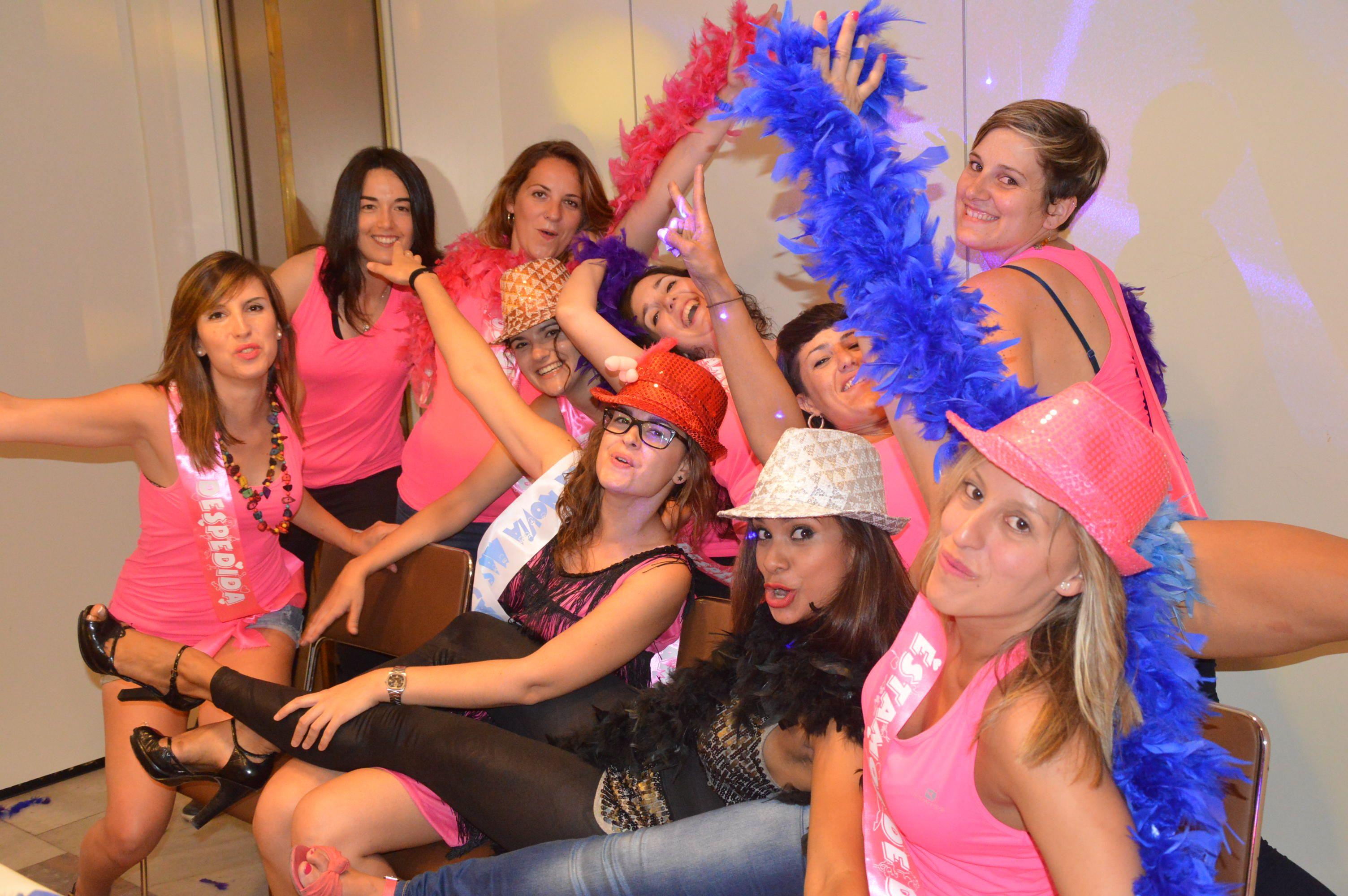 Fotografia Despedidas de solteras en Madrid - Central Fiestas
