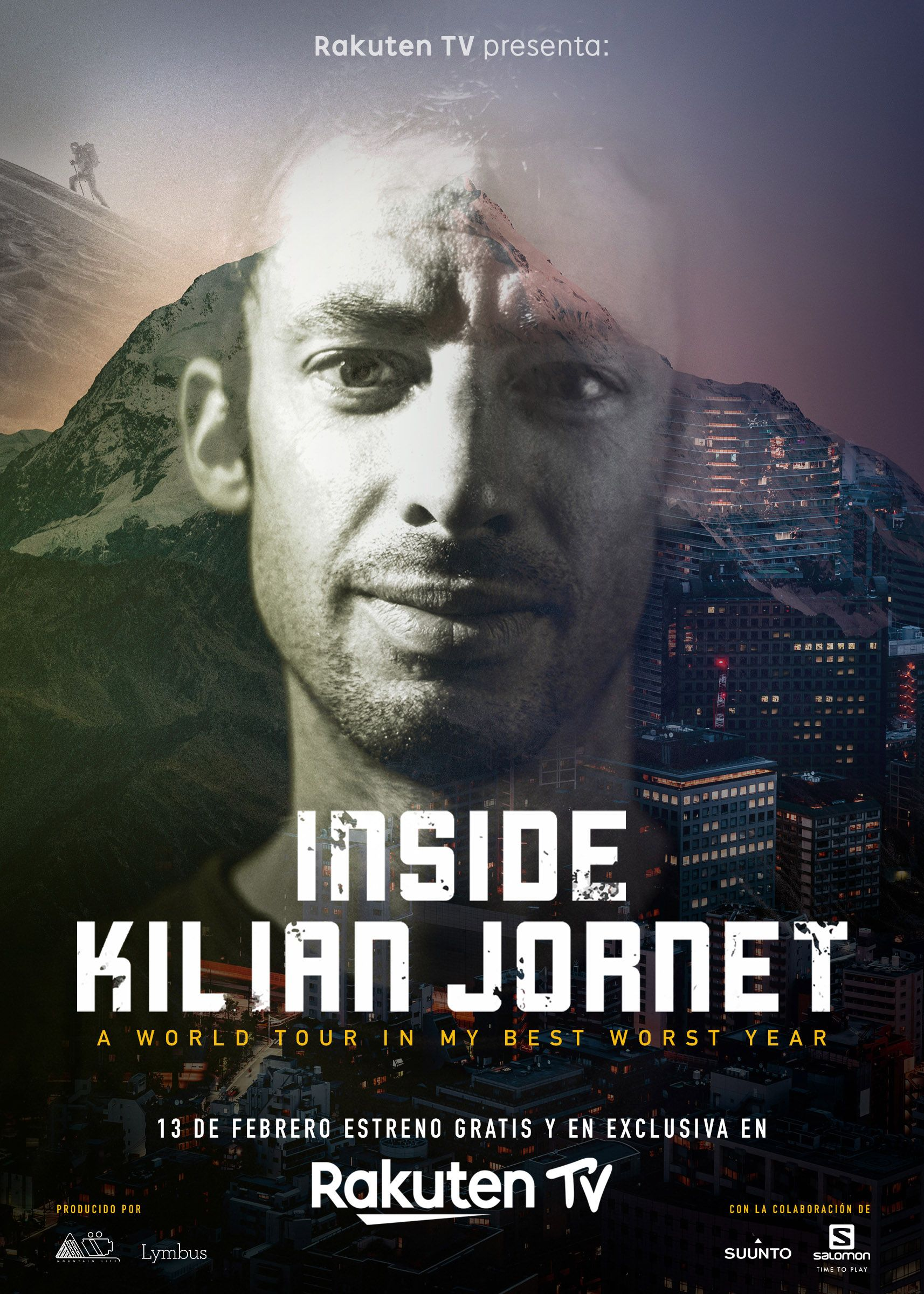 Rakuten TV estrena en exclusiva el documental Inside Kilian Jornet