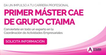 Foto de master en Coordinacion de actividades empresariales de CTAIMA