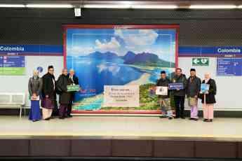 Foto de Imagen de la campaña conjunta entre TUI y Turismo de Malasia