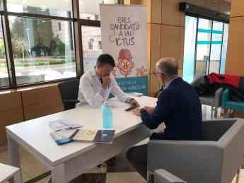 Campaña de detección de la fibrilacion auricular
