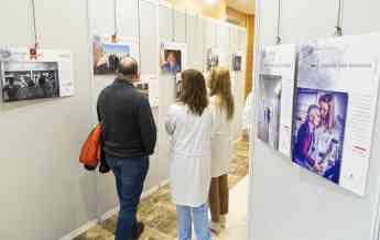 Foto de  El objetivo de FotoEnfermería es acercar a la ciudadanía