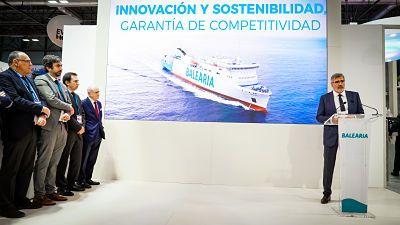 Foto de Adolfo Utor, Presidente de Baleària