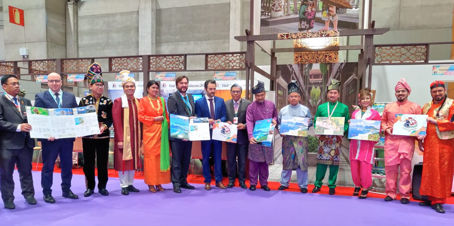 Foto de TUI Iberia & Tourism Malaysia launch VM2020 travel package