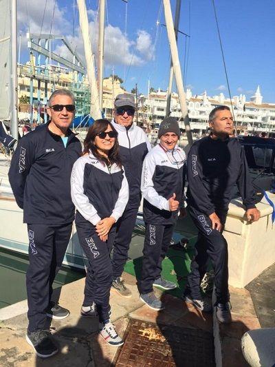 Foster Swiss patrocinador oficial 2020 del barco de la ONG Paraocio