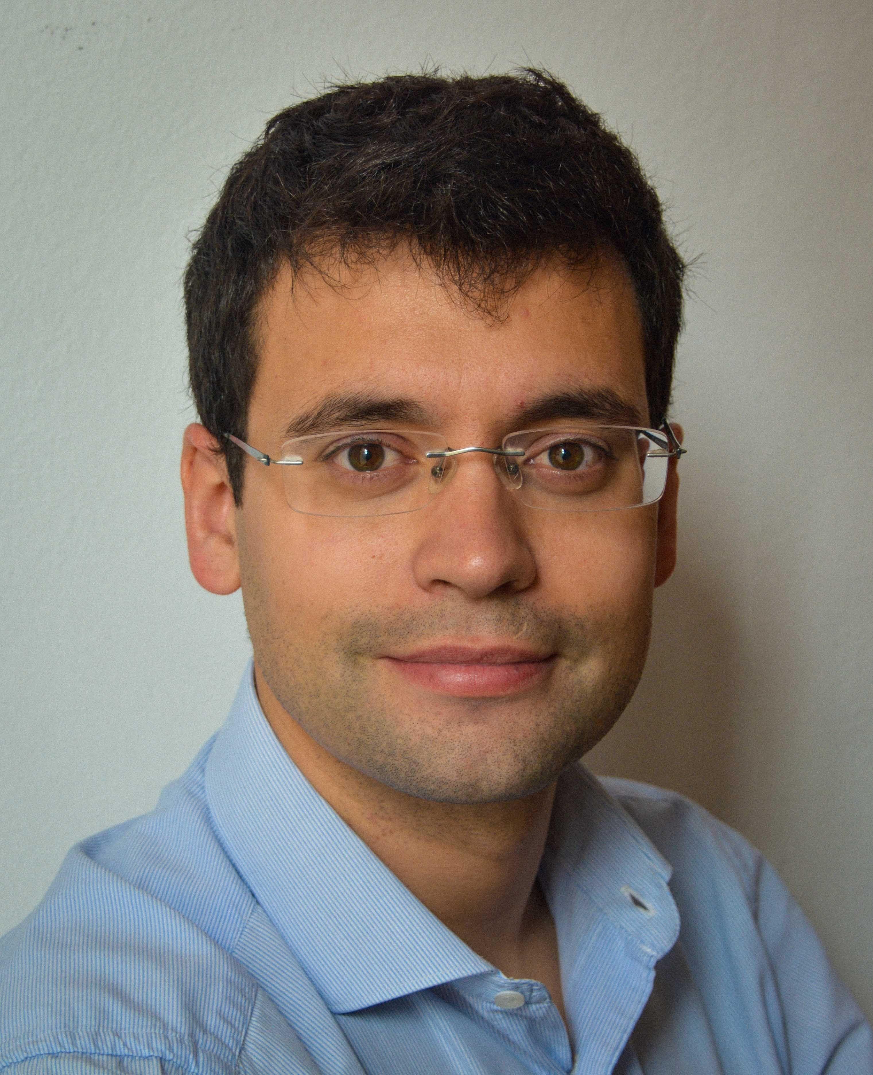 Foto de Oriol Fuertes, CEO de Qida
