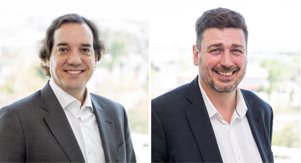Foto de Álvaro Sánchez y Eduardo Lorente
