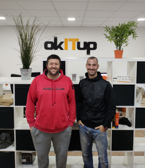 Foto de Co-founders okITup S.L.