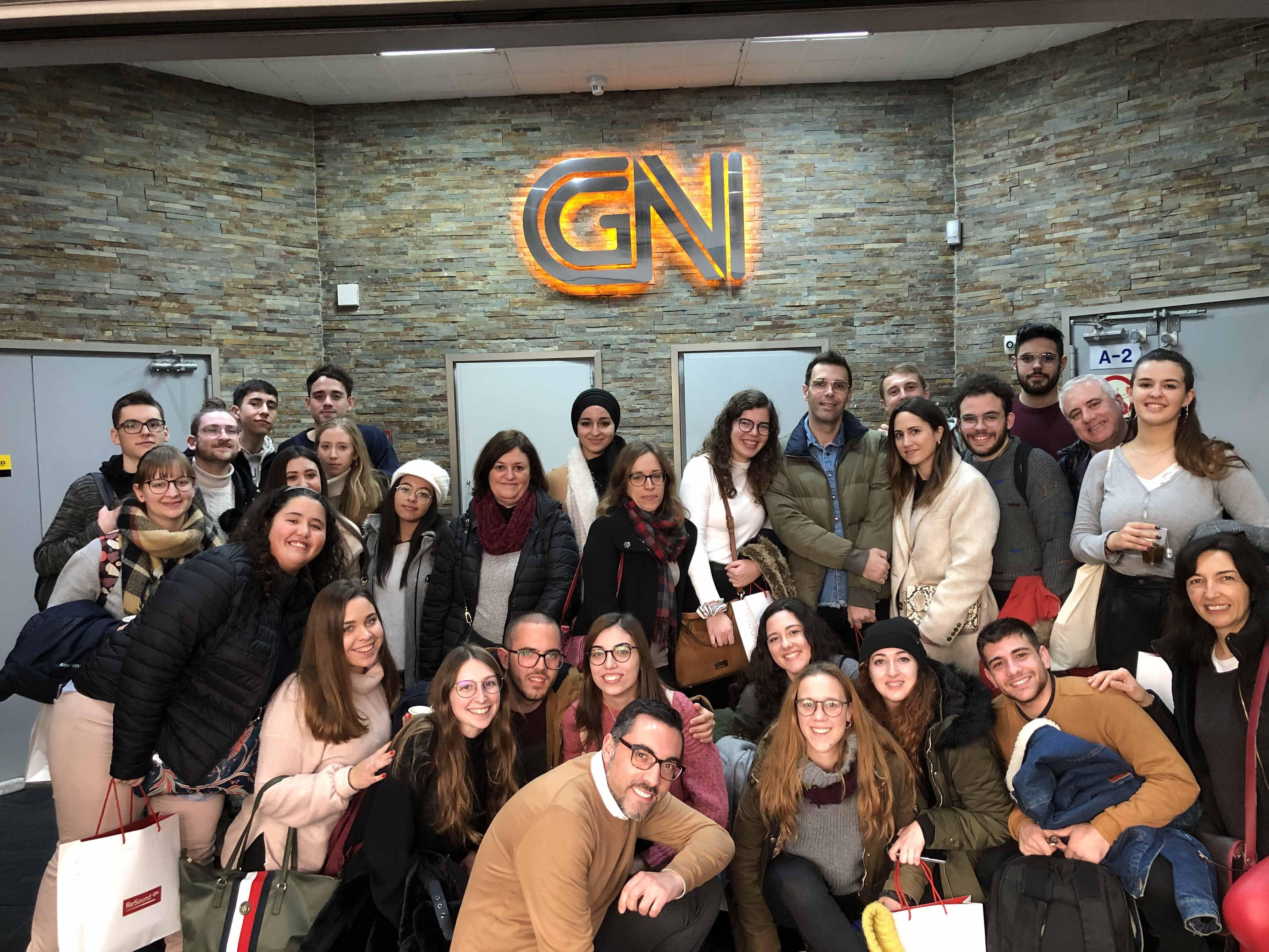 Foto de Colaboración GN Escuelas