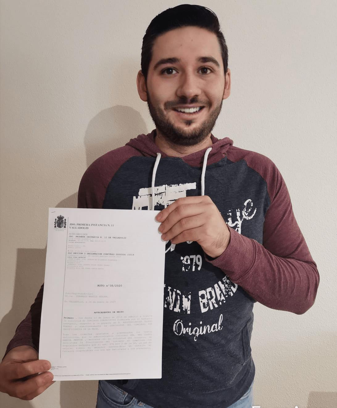 Repara tu Deuda Abogados cancelan 86.600 eur en Valladolid con La Ley de la Segunda Oportunidad