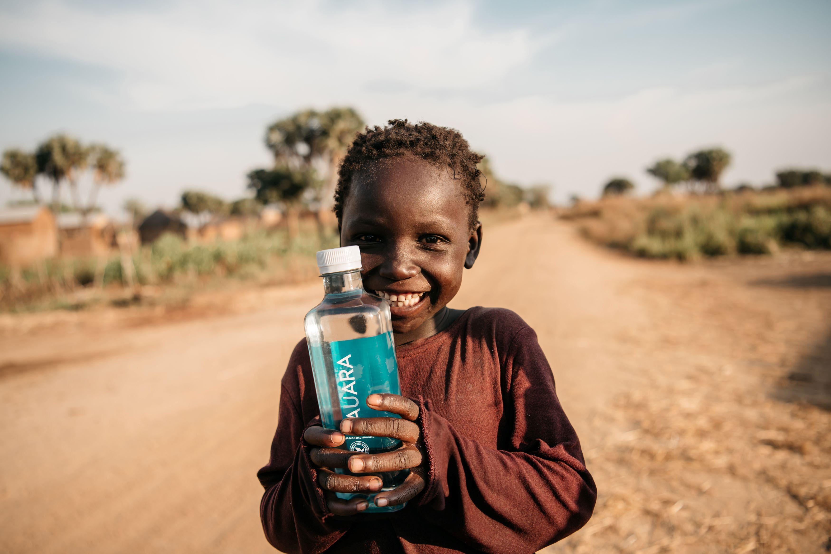 Foto de Imagen tomada en un reciente viaje al Chad, donde AUARA tiene