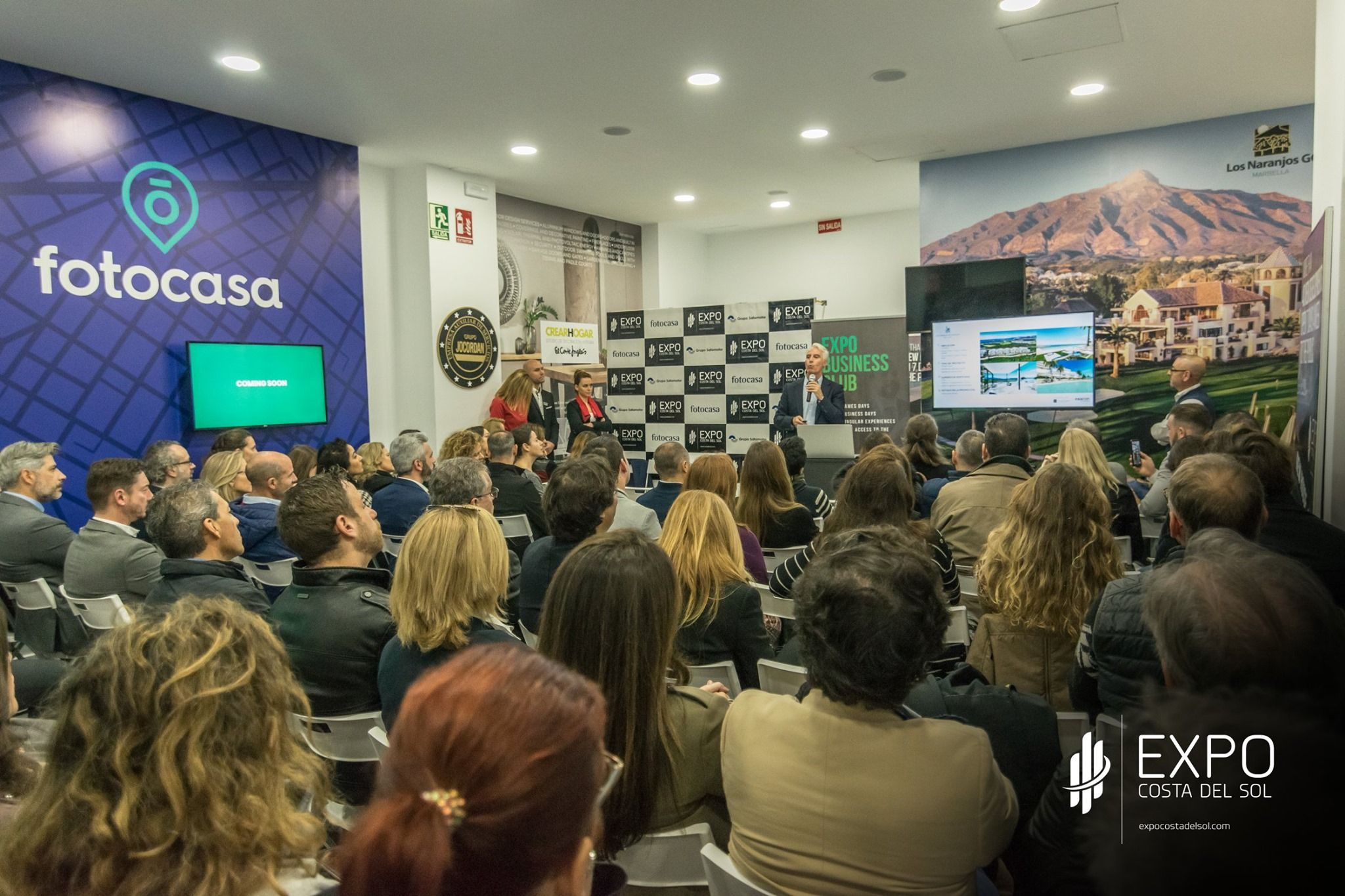 EXPO Costa del Sol inaugura 2020 con las presentaciones de Exxacon Smart Living y Tuscany Realty Group