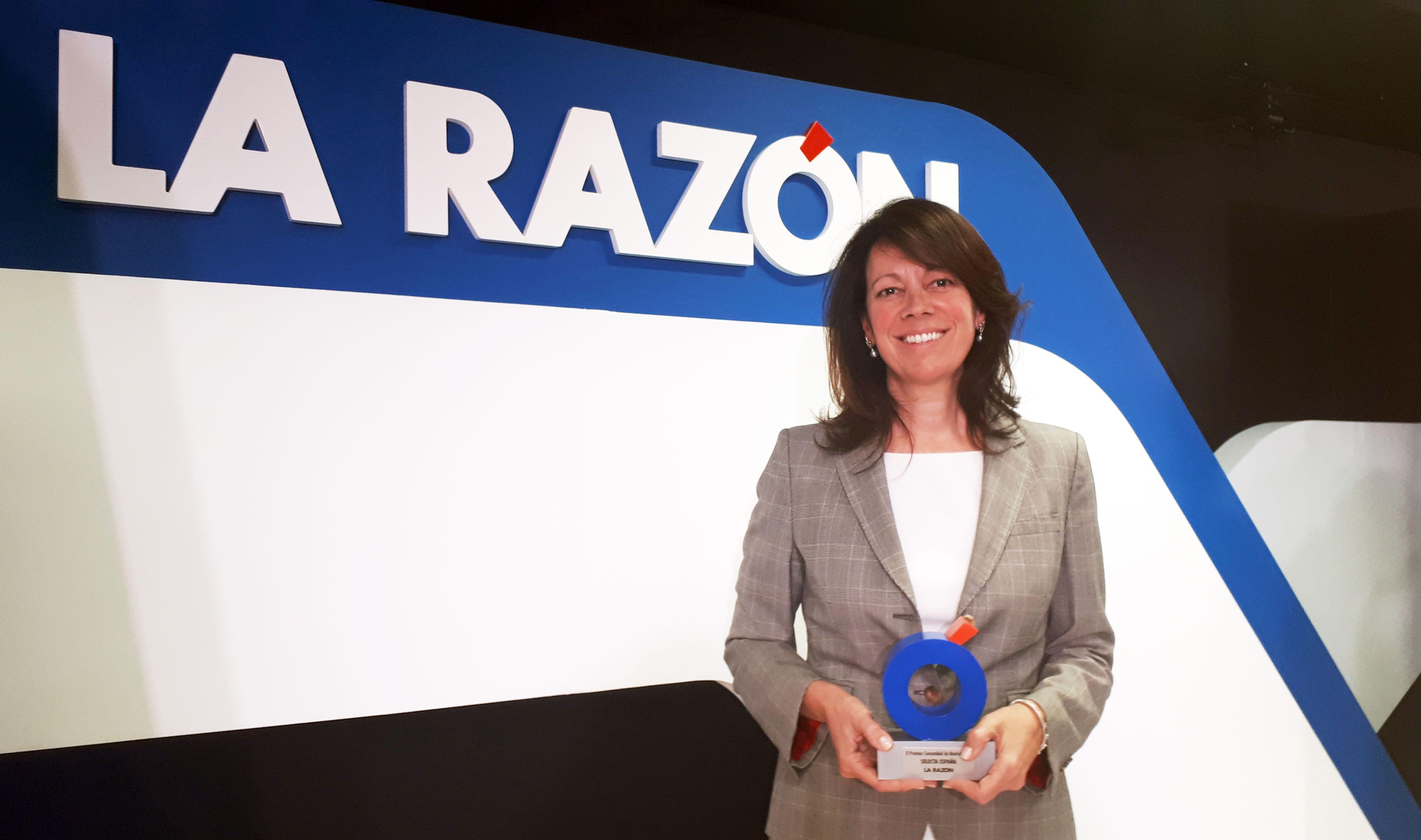 Foto de Selecta España, Premio Comunidad de Madrid Vending Saludable