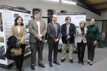 Inauguración Exposición Mercados
