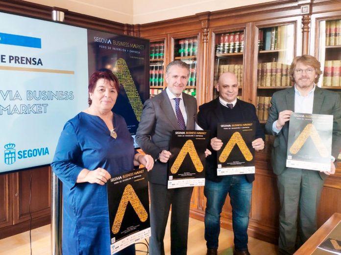 La ciudad de Segovia pone en marcha su iniciativa Business Market para impulsar el desarrollo empresarial