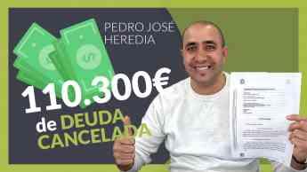 Foto de Pedro Jose Heredia cliente de Repara tu deuda abogados