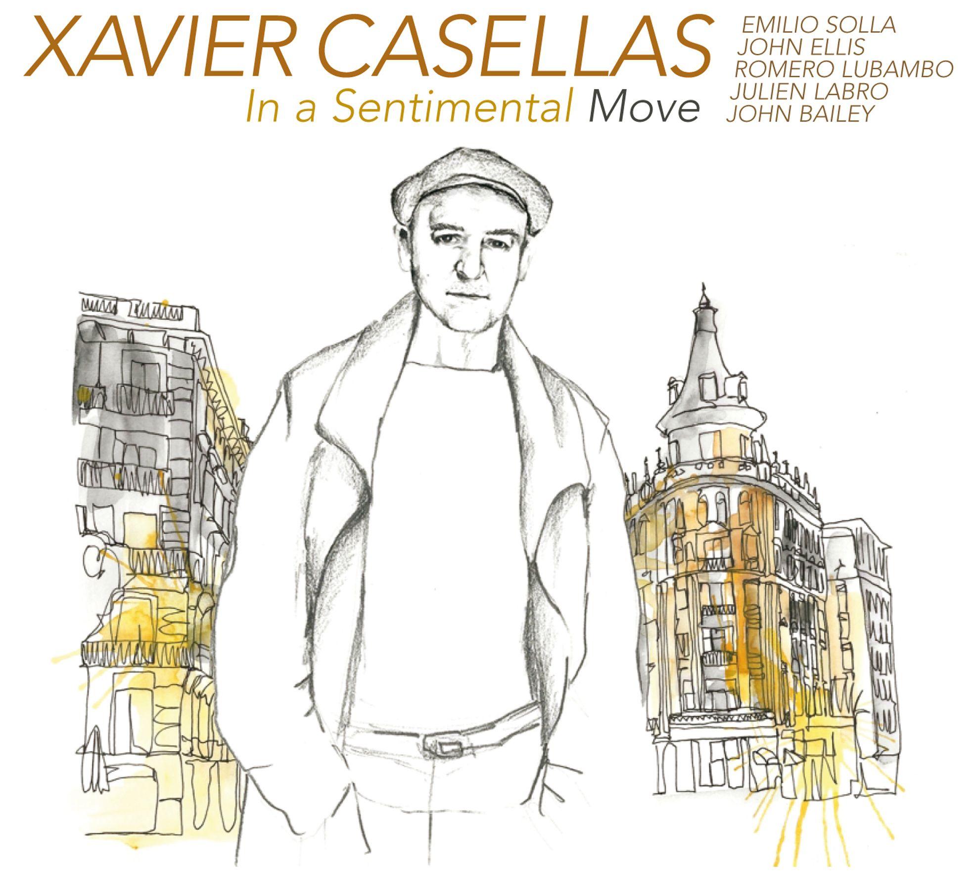 """Xavier Casellas y Emilio Solla presentan """"In a Sentimental Move"""". Jamboree Jazz Club, viernes 7 feb. 20-22h"""