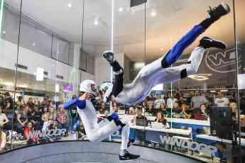 Foto de El equipo Windoor DC compite en la disciplina 2 Way Dynamic