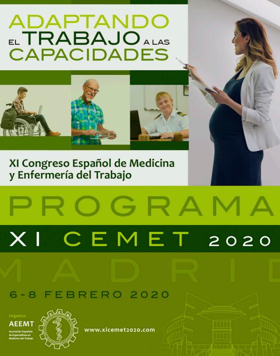 Foto de XI Congreso Español de Medicina y Enfermería del Trabajo,