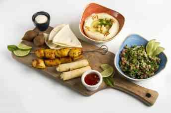Shukran propone una cena cardiosaludable para celebrar el Día de los Enamorados