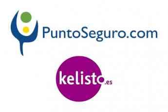 Logos de PuntoSeguro.com y Kelisto.es