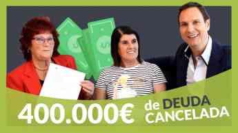 Repara tu deuda Abogados cancela 180.383 € a un matrimonio de Madrid con la Ley de Segunda Oportunidad