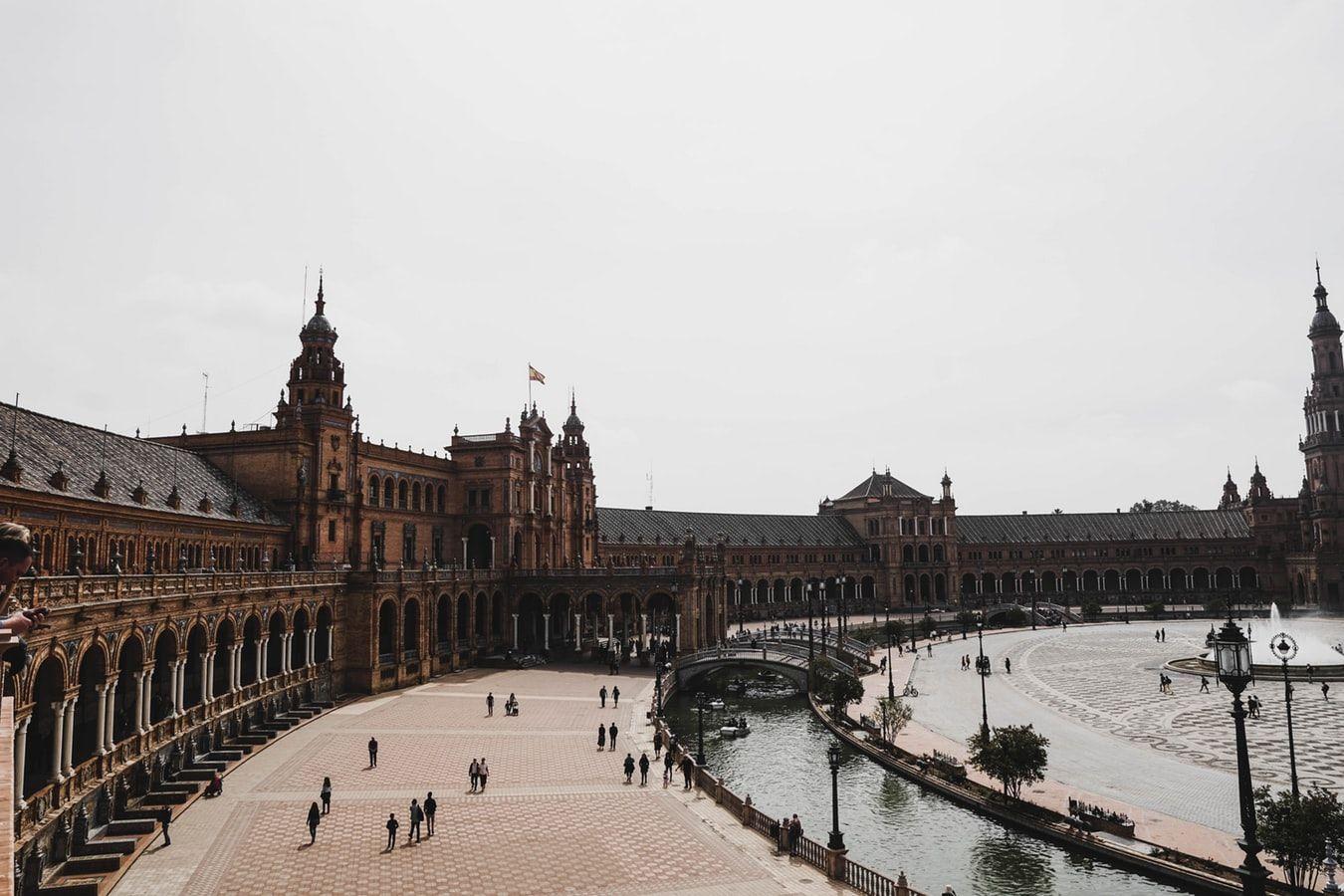 Foto de Aumento del turismo en Sevilla