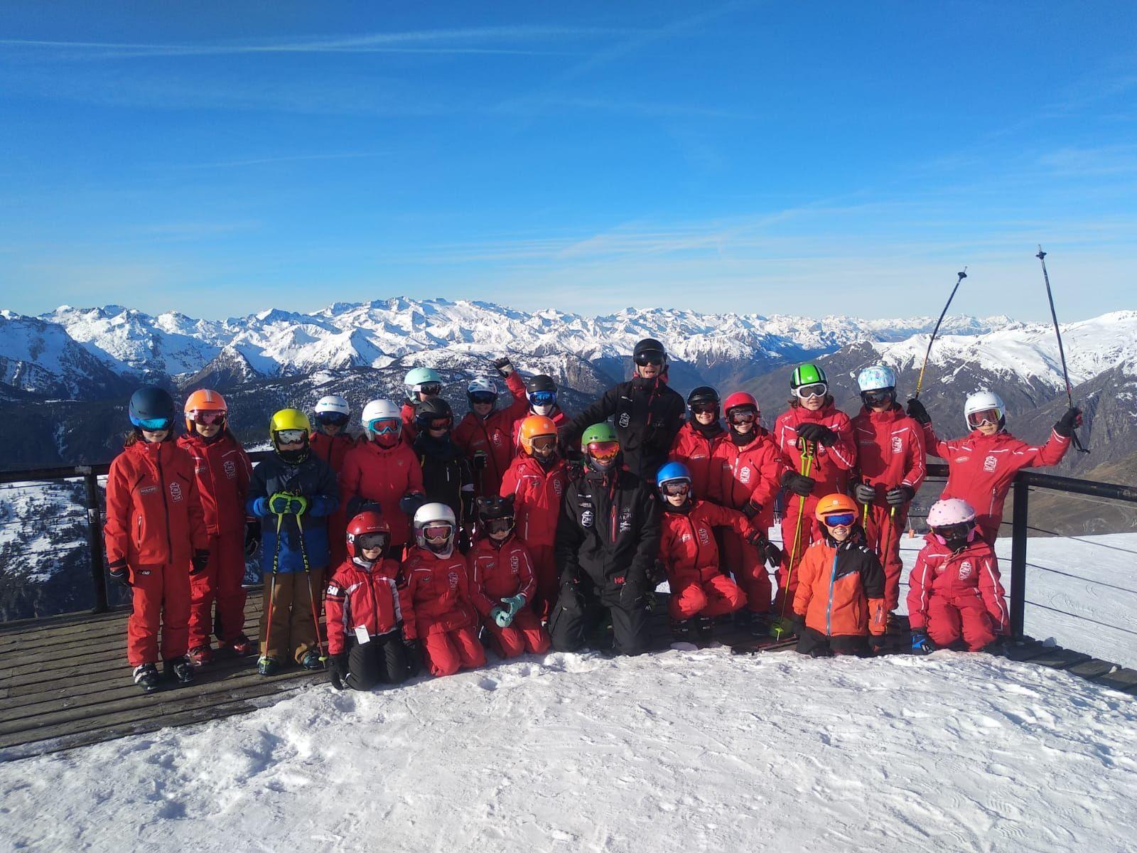 Foto de El Club de Escuela de Ski Baqueira