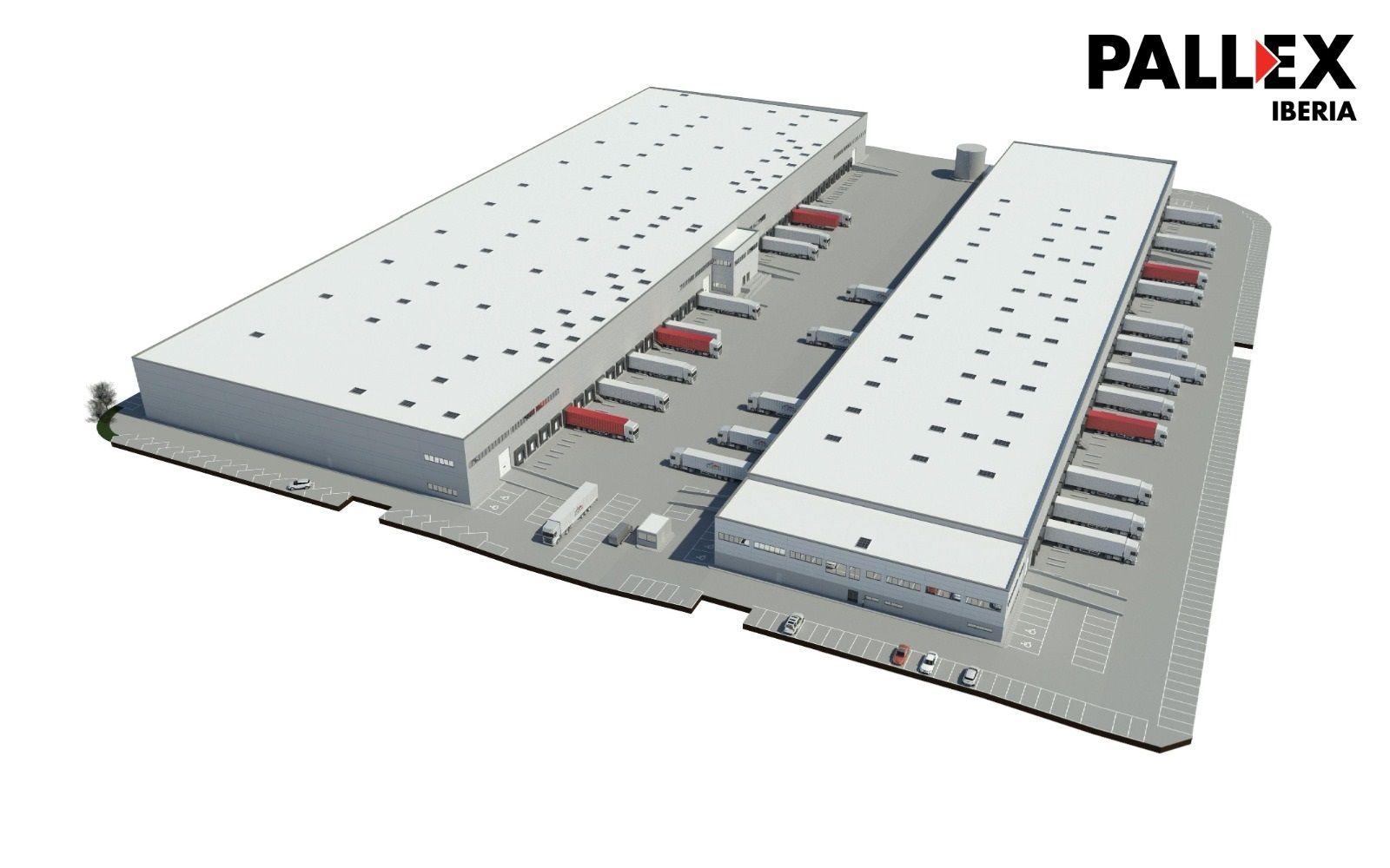 Foto de Plano del nuevo Hub Central