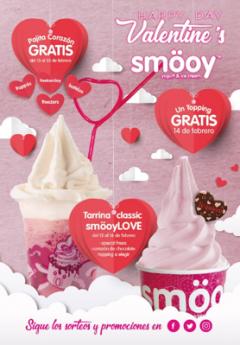 smöoy sorprende por San Valentín con una campaña para los enamorados