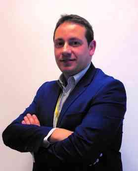 Rubén Gavela, Director General de DHL Freight España y Portugal