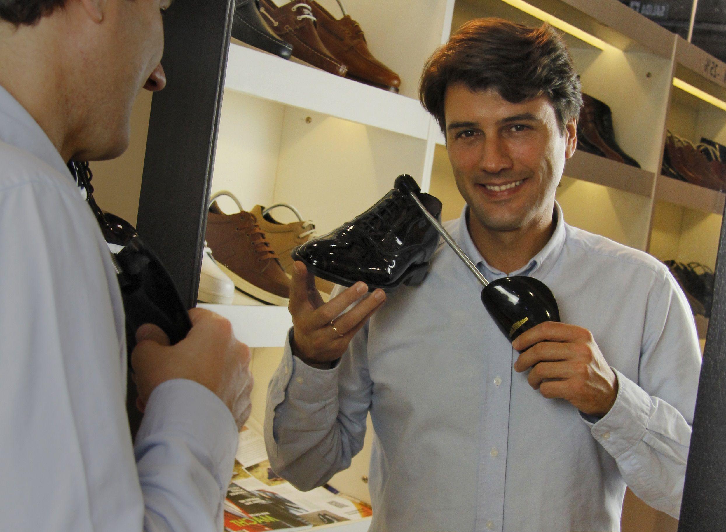 Foto de Antonio Fagundo, CEO de Masaltos.com