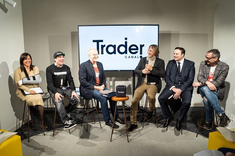 Foto de Presentación Traders