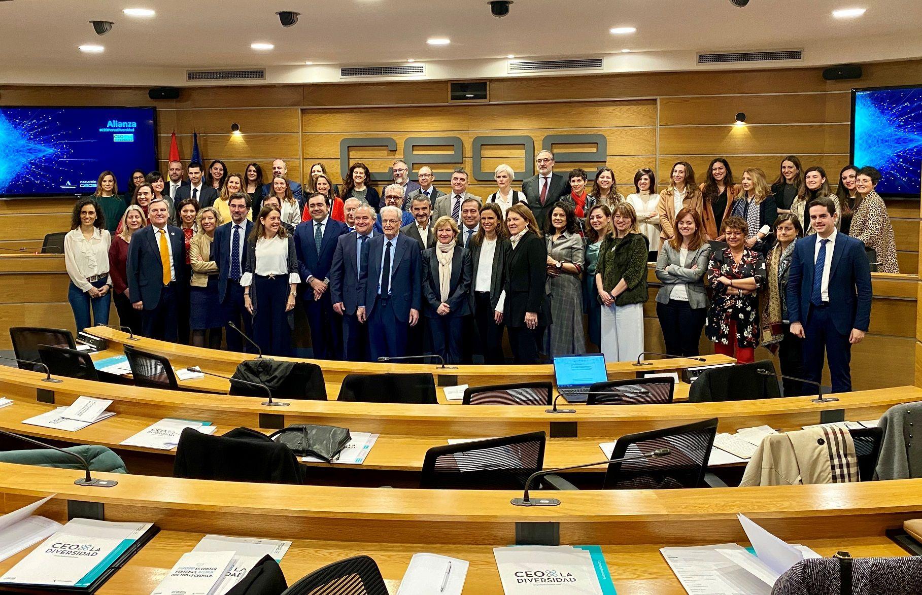 Foto de CEO por la Diversidad