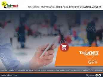 TelyNET sales.com GPV