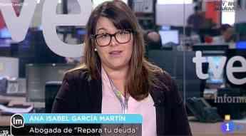 Ana Isabel Garcia, abogada directora de Repara tu deuda abogados