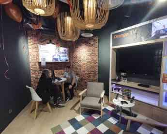 Foto de Experiencia en el interior de la Smart Store