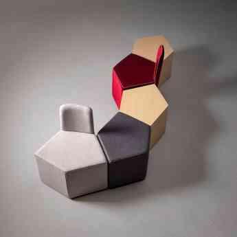Foto de Butacas y mesas de diseño