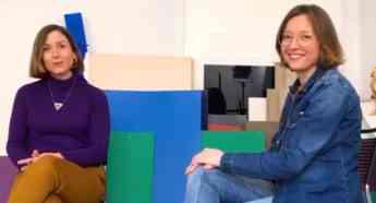 Entrevista entre artistas