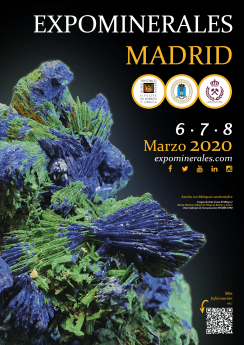 Expominerales Madrid 2020